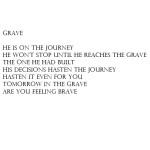GRAVE_poem