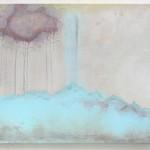 Memory Grid I – IV 50cm x 60cm each,  acryllic on canvas Síto paměti 50cm x 60cm každý, akryl na plátně