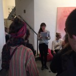 opening of One Moment in Gallery Drei / DresdenCurator: Teresa Ende